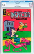 Bronze Age (1970-1979):Cartoon Character, The Inspector #9 File Copy (Gold Key, 1976) CGC NM/MT 9.8 Whitepages....