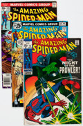 Modern Age (1980-Present):Superhero, The Amazing Spider-Man Group of 31 (Marvel, 1969-89) Condition:Average FN/VF.... (Total: 31 Comic Books)