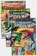 Modern Age (1980-Present):Superhero, The Amazing Spider-Man Group of 30 (Marvel, 1976-87) Condition:Average VF.... (Total: 30 Comic Books)