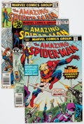 Modern Age (1980-Present):Superhero, The Amazing Spider-Man Group of 17 (Marvel, 1976-84) Condition:Average VF/NM.... (Total: 17 Comic Books)