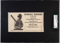 Baseball Cards:Singles (Pre-1930), 1911 Stevens Firearms Frank Baker, White Stock SGC 35 Good+ 2.5....