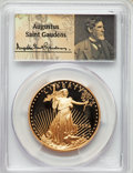 Modern Bullion Coins, 1994-W $50 One-Ounce Gold Eagle, Augustus Saint Gaudens PR70 Deep Cameo PCGS. PCGS Population (5). NGC Census: (0). ...