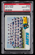 Baseball Cards:Singles (1970-Now), 1977 Topps Mets Team #259 PSA Gem Mint 10....
