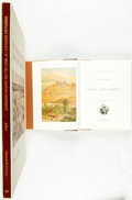 Books:Maps & Atlases, [Grand Canyon]. Clarence E. Dutton. LIMITED EDITION. TertiaryHistory of the Grand Cañon District ... (Total: 2 Items)