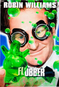 Memorabilia:Poster, Flubber Robin Williams Double Sided Movie Poster (WaltDisney, 1997)....