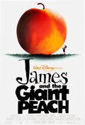 Memorabilia:Poster, James and the Giant Peach Double Sided Movie Poster Style A(Walt Disney, 1996)....