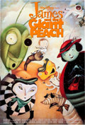 Memorabilia:Poster, James and the Giant Peach Double Sided Movie Poster Style B(Walt Disney, 1996)....