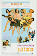 """Movie Posters:Elvis Presley, Live a Little, Love a Little & Other Lot (MGM, 1968). One Sheet(27"""" X 41"""") & Photos (5) (8"""" X 10""""). Elvis Presley.. ...(Total: 6 Items)"""
