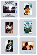 "Movie Posters:Adventure, Raiders of the Lost Ark (Paramount, 1981). Color Slides (6) (2"" X2""). Adventure.. ... (Total: 6 Items)"