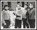 "Movie Posters:Science Fiction, Star Trek (1970s). Autographed Convention Photo (8"" X 10""). ScienceFiction.. ..."