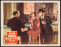 "Movie Posters:Crime, Boston Blackie's Chinese Venture (Columbia, 1949). Lobby Card (11""X 14""). Crime.. ..."