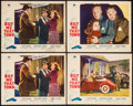 """Movie Posters:Comedy, Buy Me That Town (Paramount, 1941). Lobby Cards (4) (11"""" X 14""""). Comedy.. ... (Total: 4 Items)"""