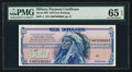 Military Payment Certificates:Series 692, Series 692 $10 PMG Gem Uncirculated 65 EPQ.. ...
