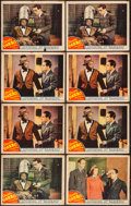 """Movie Posters:Adventure, Laughing at Danger (FBO, 1924). Lobby Cards (8) (11"""" X 14"""").Adventure.. ... (Total: 8 Items)"""