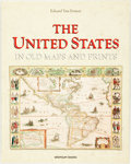 Books:Maps & Atlases, [Cartography]. Eduard Van Ermen. The United States in Old Maps and Prints. Atomium Books, [1990]. First U.S. edition...