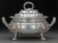 Silver Holloware, American:Entrée Dishes, A Howard & Co. Silver Covered Tureen, New York, New York, circa1885. Marks: HOWARD & CO., STERLING, NEW YORK, 1885. 10... (Total: 2 Items)