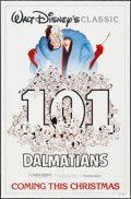 """Movie Posters:Animation, 101 Dalmatians & Other Lot (Buena Vista, R-1985). One Sheets(2) (27"""" X 40"""", 27"""" X 41"""") SS Advance & DS Regular.Animation.... (Total: 2 Items)"""