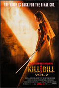 "Movie Posters:Action, Kill Bill: Vol. 2 (Miramax, 2004). One Sheet (27"" X 40"") DS Advance. Action.. ..."