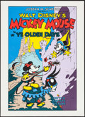 """Movie Posters:Animation, Ye Olden Days (Circle Fine Art, R-1980s). Fine Art Serigraphs (5)(22.5"""" X 31""""). Animation.. ... (Total: 5 Items)"""