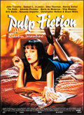 """Movie Posters:Crime, Pulp Fiction (Bac Films, 1994). French Grande (45"""" X 62""""). Crime.. ..."""