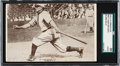 Baseball Cards:Singles (Pre-1930), 1913-15 W530 Pinkerton Honus Wagner (Batting), Blank Back #872 SGC30 Good 2. ...
