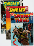 Bronze Age (1970-1979):Horror, Swamp Thing #2 and 4-10 Group (DC, 1972-74) Condition: AverageFN+.... (Total: 11 Comic Books)