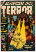 Golden Age (1938-1955):Horror, Adventures Into Terror #20 (Atlas, 1953) Condition: VG....