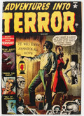 Golden Age (1938-1955):Horror, Adventures Into Terror #11 (Atlas, 1952) Condition: VG/FN....