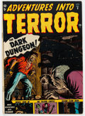Golden Age (1938-1955):Horror, Adventures Into Terror #9 (Atlas, 1952) Condition: VG....