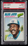 Baseball Cards:Singles (1970-Now), 1977 Topps Rico Carty #465 PSA Gem Mint 10 - Pop Two. ...