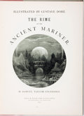 Books:Literature Pre-1900, Samuel Taylor Coleridge. LIMITED. The Rime of the AncientMariner. San Francisco: Chas. R. Wood and Associates, ...