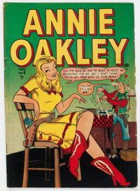 Annie Oakley #4 (Timely/Atlas, 1948) Condition: VG