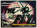 "Movie Posters:Horror, The Fly (20th Century Fox, 1958). British Quad (30"" X 40""). . ..."