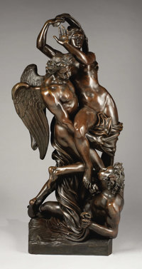 Boreas Abducting Orithyia After Gaspard Marsy, French (1693-1710) Circa First Quarter of the 19t