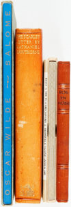 Books:Literature Pre-1900, [Literature]. Group of Five LIMITED Editions. Various publishersand dates. One book, Ode to a Grecian Urn, signed by ...(Total: 5 Items)
