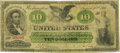 Large Size:Demand Notes, Fr. 8 $10 1861 Demand Note PCGS Very Good 10 Apparent . ...