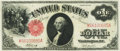 Large Size:Legal Tender Notes, Fr. 37 $1 1917 Legal Tender PCGS Superb Gem New 68PPQ.. ...