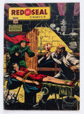Golden Age (1938-1955):Crime, Red Seal Comics #14 (Chesler, 1945) Condition: GD+....