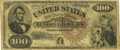 Large Size:Legal Tender Notes, Fr. 178 $100 1880 Legal Tender PCGS Fine 12.. ...