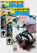 Modern Age (1980-Present):Miscellaneous, Marvel Modern Age Comics Group of 42 (Marvel, 1980s) Condition: Average NM-.... (Total: 42 Comic Books)