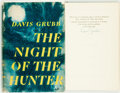 Books:Mystery & Detective Fiction, Davis Grubb. SIGNED. The Night of the Hunter. Harper &Brothers, [1953]. First Edition. One of 1,000 copies. S...