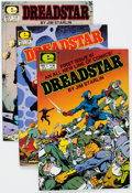Modern Age (1980-Present):Superhero, Dreadstar Short Boxes Group (Marvel/Epic Comics, 1982-85)Condition: Average NM-.... (Total: 3 Items)