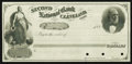 Miscellaneous:Other, Cleveland, OH - Second National Bank Check.. ...