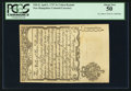 Colonial Notes:New Hampshire, Cohen Reprint New Hampshire April 1, 1737 5s PCGS About New 50.....