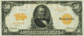 Large Size:Gold Certificates, Fr. 1199 $50 1913 Gold Certificate PCGS Extremely Fine 40.. ...