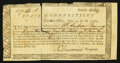Colonial Notes:Connecticut, Connecticut Treasury Office June 1, 1782. Fine.. ...