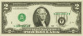 Error Notes:Inverted Third Printings, Fr. 1935-A $2 1976 Federal Reserve Note. PCGS Gem New 65PPQ.. ...