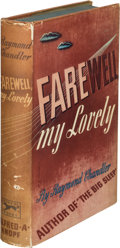Books:Mystery & Detective Fiction, Raymond Chandler. Farewell, My Lovely. New York: Alfred A.Knopf, 1940....