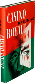Books:Literature 1900-up, Ian Fleming. Casino Royale. New York: Macmillan, 1954....