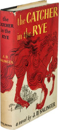 Books:Literature 1900-up, J. D. Salinger. Catcher in the Rye. Boston: Little, Brownand Company, 1951....